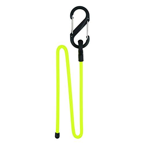 """Gear Clippable Tie, 24"""", Neon Yellow"""