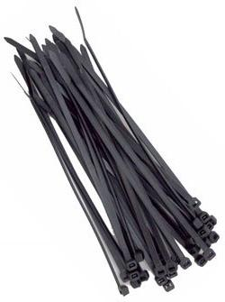 long black cable ties