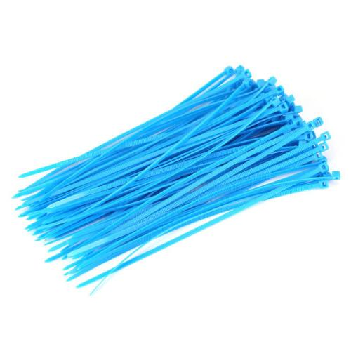 100Pc Cable Self Ties Wire Strap OB