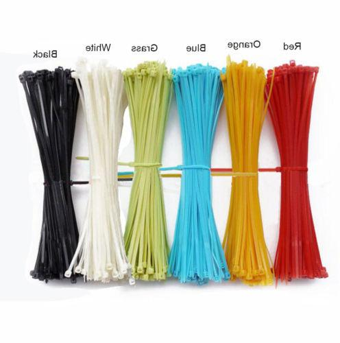 nylon plastic cable ties long and wide