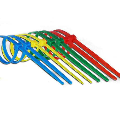 Nylon Small and Zip Ties Wire 3x100-8x350mm