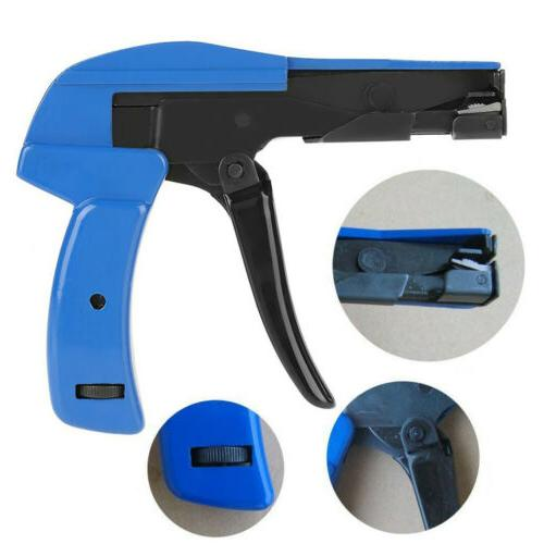 heavy duty cable tie gun fasten cable