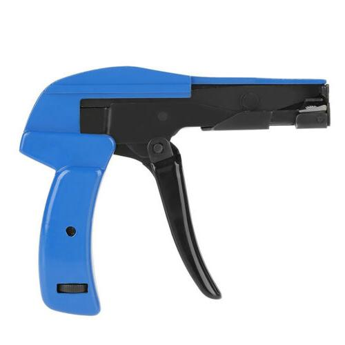 Professional Cable Wire Gun Install Point Zip Nylon Ties