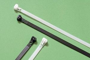 11 releasable cable ties w