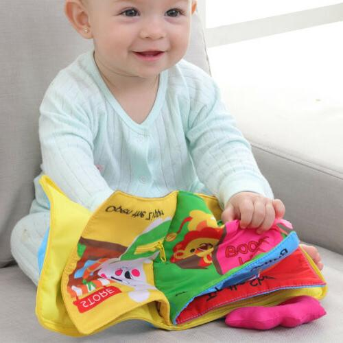 Toddler Early - Button Lace Book Cube