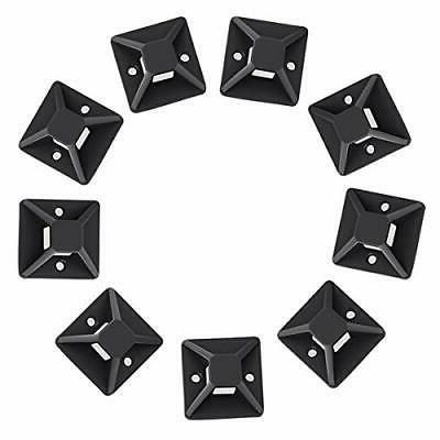velcro cable ties adhesive cable tie mounts