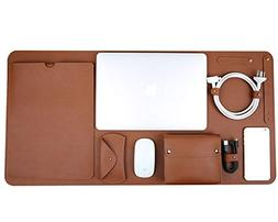 MacBook Air 11.6 inch Sleeve Case,WDREAM Synthetic Leather L