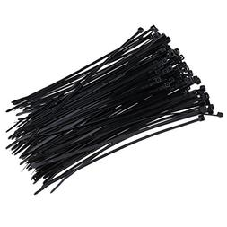 MagiDeal 100 Pieces 200mm Network Nylon Plastic Cable Wire Z