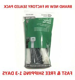 """NEW Commercial Electric 4"""", 8"""" & 11"""" Standard Cable Ti"""