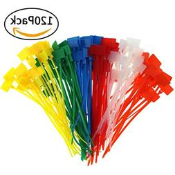 nylon cable marker ties self