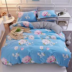TheFit Paisley Textile Bedding for Young Adult W540 Long Str