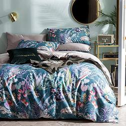 TheFit Paisley Textile Bedding for Teenagers W809 Forest Tro