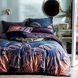 TheFit Paisley Textile Bedding for Teenagers W815 Purple Art