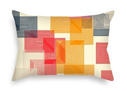 Pillow Cases Of Geometry 16 X 24 Inches / 40 By 60 Cm Best F