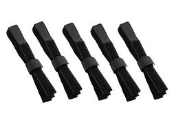 50 Piece Set of Cord Organizer Cable Ties - Hook and Loop Re