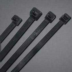 """UV Stabilized Cable Ties, 175 lb Tensile Strength, 24.5"""", Bl"""