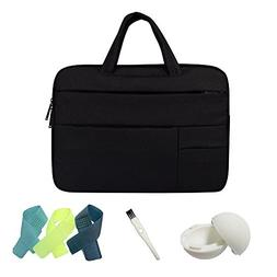 Se7enline Polyester Fabric Laptop Briefcase 15.6 Inch Laptop