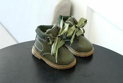 Winter Snow Boots Girls Boys Warm Casual Plush Baby Toddler