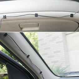 Wire Tie Cable Clamp Clip Holder For Car Dash Camera 3-M Sel