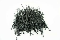 1000pcs 4'' Zip Cable Ties Industrial Pack Nylon Wire Tie Wr