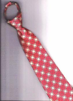 Zipper Men's Ties. 100% silk. Brand New. With Zip Lock.